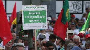 Sur la décision du Conseil Européen et le chantage de l'Union Européenne contre le Portugal, par le PCP #PortugalCoup