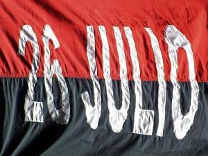 #26Julio Le blocus de Cuba doit cesser ! #jesuiscuba