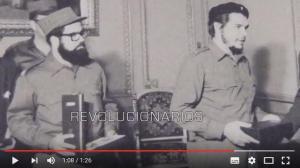 Révolucionarios : dans un film,  l'histoire de la révolution cubaine racontée par ceux qui l'on faite !