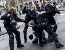violences policières lille