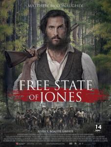 Le comté libre de Jones : un film à voir sur la lutte contre l'esclavage [The free state of Jones]