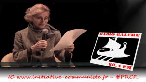 Sur l'actualité de l'anticommunisme : entretien avec Annie Lacroix-Riz sur Radio Galère [25/04 – 15h à 17h]