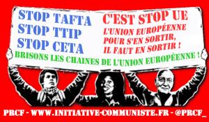 Le #CETA entre en vigueur, l'Union Européenne, une dictature qui piétine les peuples
