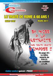 Couverture IC n°178 mars 2017
