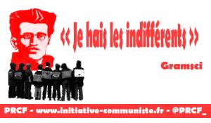 Le Grand Gramsci : imaginer un projet 100% de gauche  – débat Jean Pierre Page Dayan Jayatileka