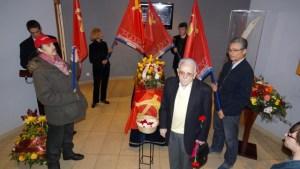 L'hommage du PRCF à notre camarade René Lefort, faisons vivre sa mémoire en amplifiant le combat pour la renaissance communiste.