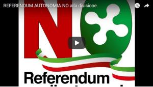 Referendum en Lombardie Venetie, les communistes font campagne pour le NO avec le Fronte Popolare