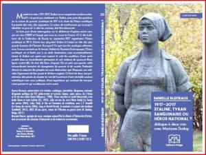 Danielle Bleitrach en conférence débat à Paris  :  Staline tyran sanguinaire ou héro national ?