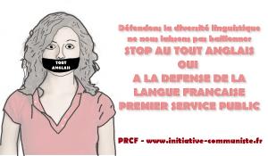 La langue française vaut bien un combat judiciaire