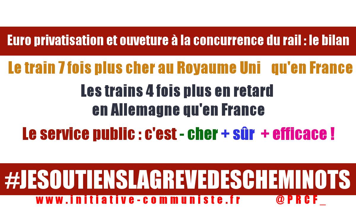 SNCF: premières passes d'armes à l'Assemblée, reprise