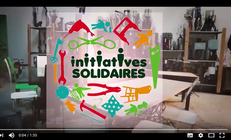 Plaine Commune Promotion et les ateliers d'Initiatives Solidaires