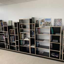 Bibliothèque - SEM PCD