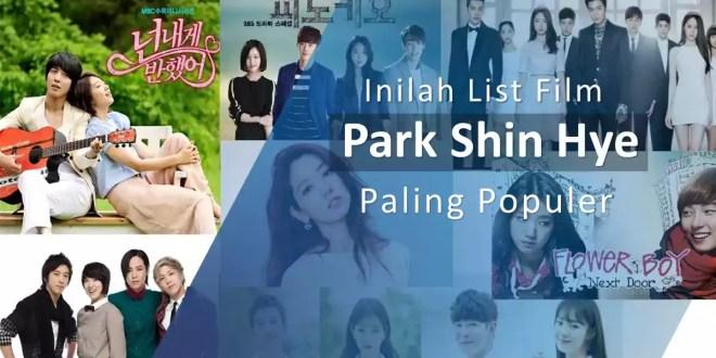 Film Park Shin Hye paling populer
