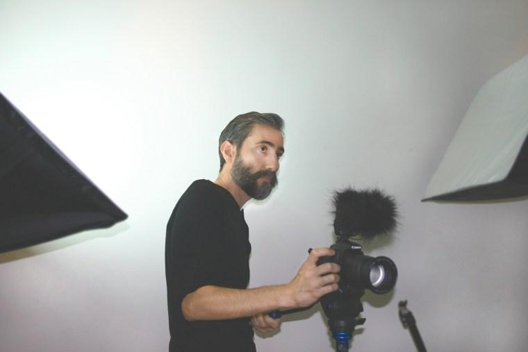 filming poetry on film