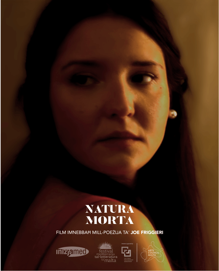 Natura Morta - Poster - Poetry on Film 2019