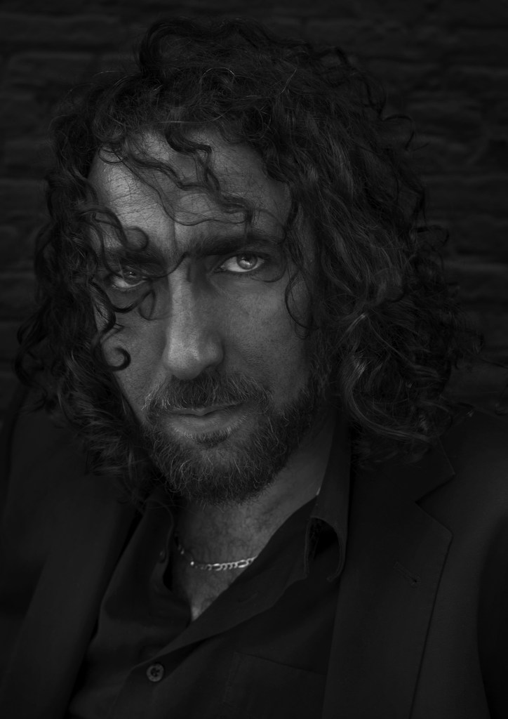 Ghayath Almadhoun. Photo by Marte Visser.