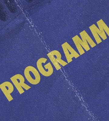 Il-Programm 2021 / The 2021 Programme