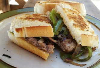 Patty Melts (with special sauce)