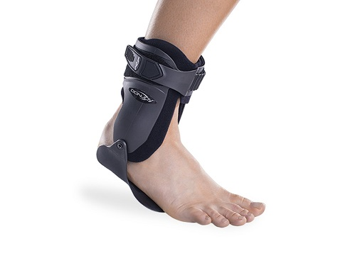 ankle injury after auto accident