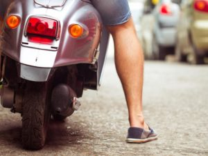 scooter accident attorney