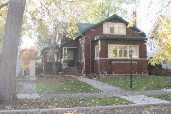 Golniewiecz's parent's home
