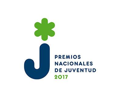 Logo Premios Nacionales de Juventud 2017