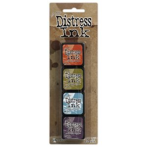 Distress Mini Ink Kits – Kit 8