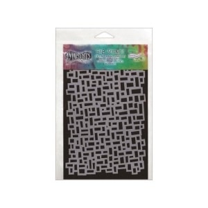 Dyan Reaveley's Dylusions Stencils 5″X8″ – Blocks