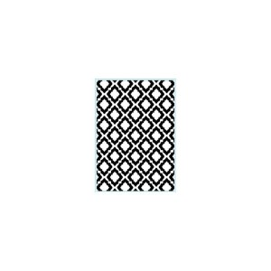 Elizabeth Craft Embossing Folder 4″X6″ – Trendy Tiles 2