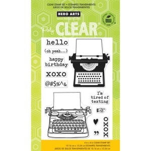 Hero Arts Clear Stamps 4″X6″ Sheet