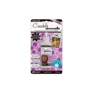 Inkssentials Crackle Accents 2oz – Clear