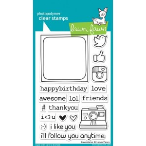 Lawn Fawn Clear Stamps 4″X6″ – awesome