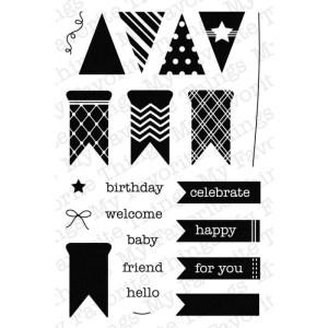 My Favorite Things Lisa Johnson Designs Stamps 4″X6″ Sheet