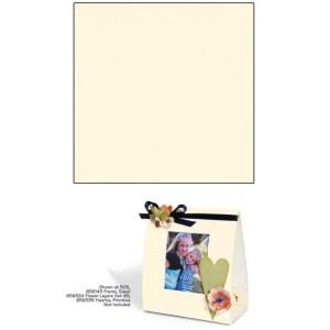 Sizzix Mat Board 6″X13″ 6/Pkg – Cream
