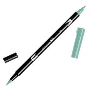 Tombow Dual Brush Marker – 192 Asparagus