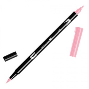 Tombow Dual Brush Marker – 772 Blush