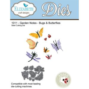Elizabeth Craft Dies, Garden Notes – Bugs & Butterflies