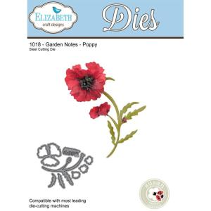 Elizabeth Craft Dies, Garden Notes – Poppy