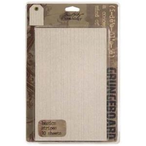 Tim Holtz Idea-ology Grungeboard Basics Stripes