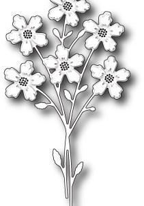 Memory Box Die Blushing Bouquet
