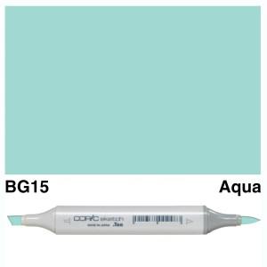 Copic Sketch BG15-Aqua
