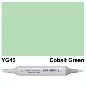 Copic Sketch YG45-Cobalt Green