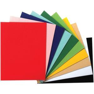 Elizabeth Craft Designs Velvet XL Sheets Velvet Adhesive Multi color pack