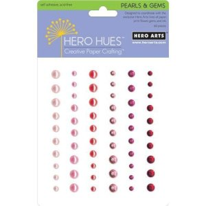 Hero Arts – Blush Mixed Accents