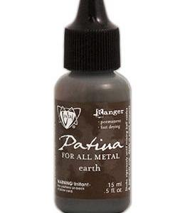 Vintaj Patina Earth, 0.5oz