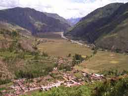 valle sagrado de los incas a machupicchu
