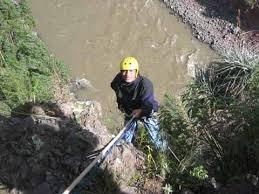 escalada de roca en la amazonia peruana