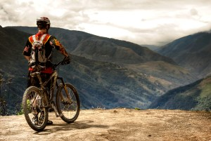 inka jungle bike trek