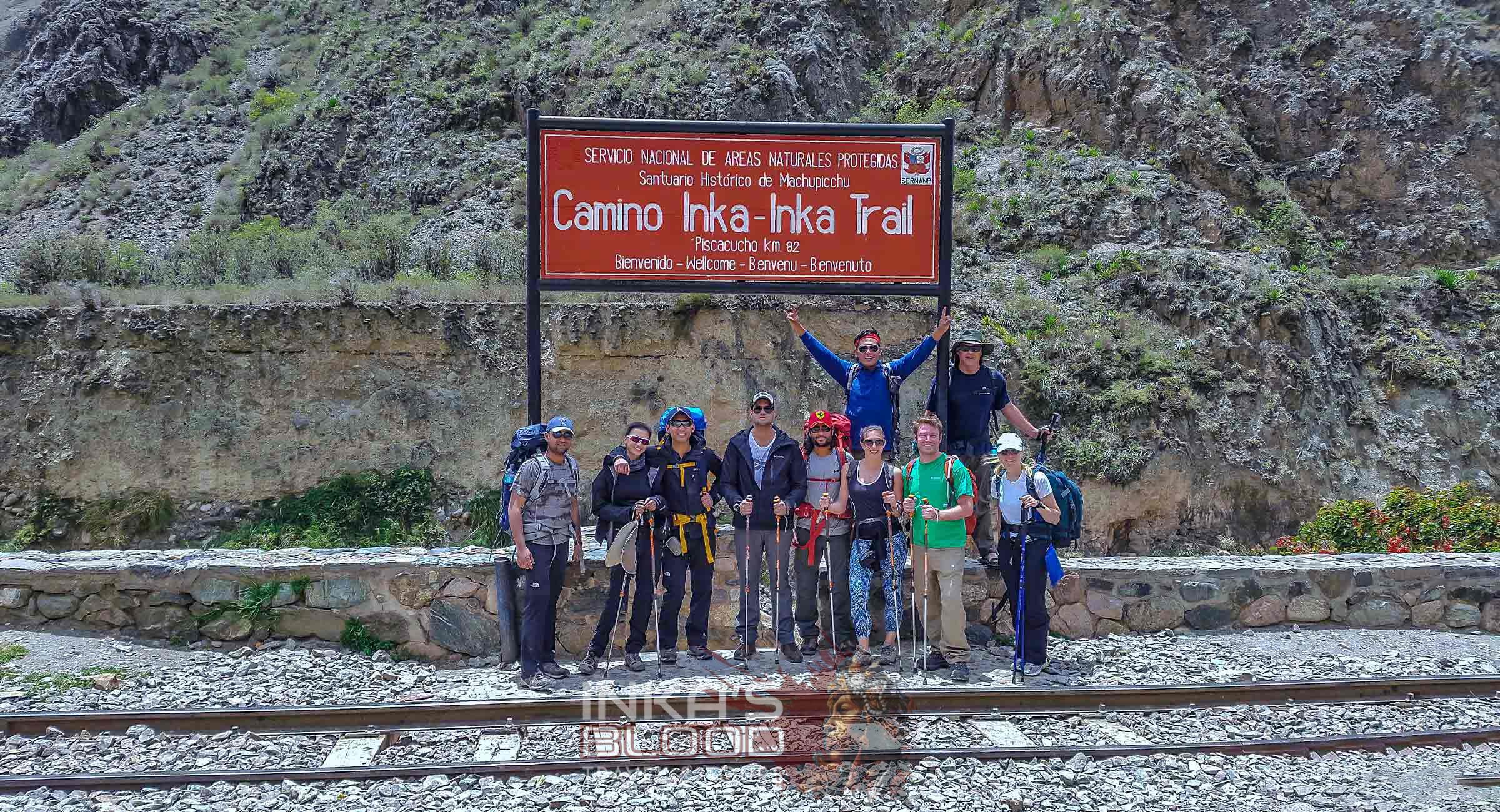 Short Inca Trail 1 day