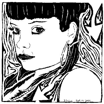 Maze of Lily Allen